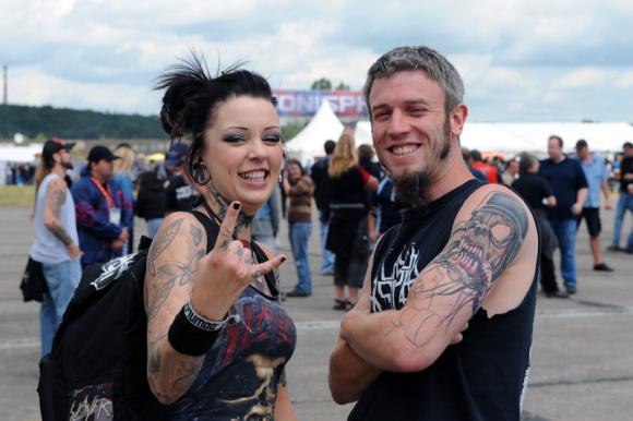 Slayer & Megadeth - European Carnage Tour, foto: (c) 2010 Jaromír Zajíček - www.FotoZajda.cz