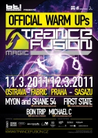 trancefusion warmup