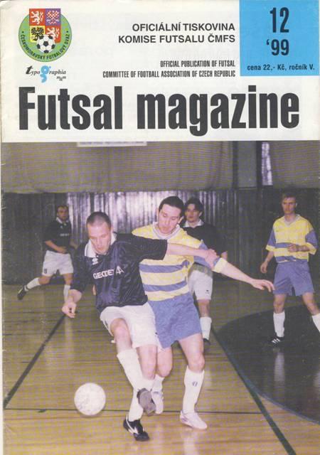 Futsal magazine