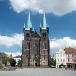 Historie Chrudimi – kostel Nanebevzetí Panny Marie
