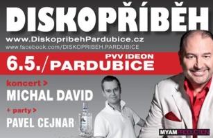 Koncert Michala Davida