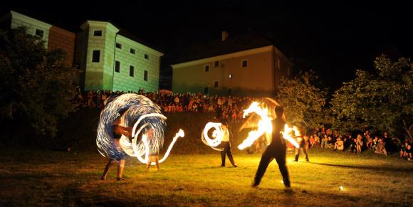 Keltský festival Lughnasad v Nasavrkách 2009