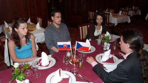 Návštěva z Prešovského kraje
