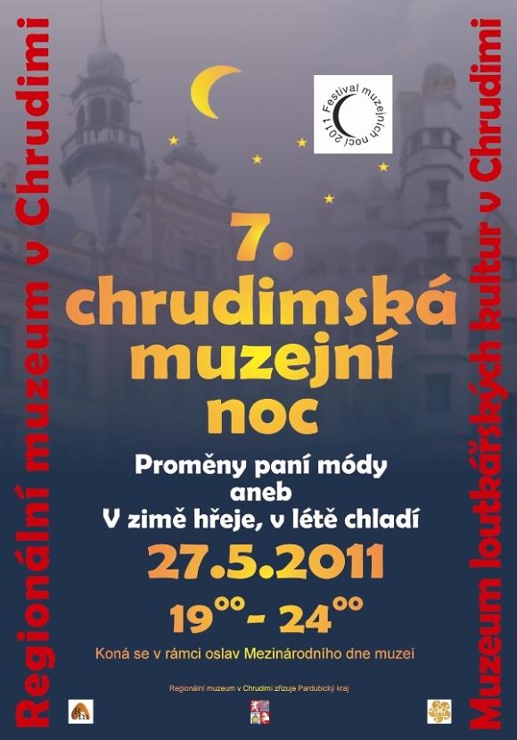 7. Chrudimská muzejní noc