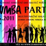 Vyhrajte vstupenky na Zumbaparty