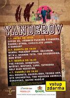 Hudební festival Yanderov 2011