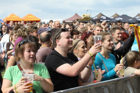 Fanoušci Jamrocku 2011