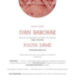 Ivan Baborák – POCTA DÁMĚ