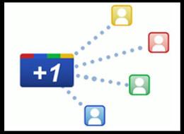 Tlačítko Google +1 na portálu Chrudimka.cz