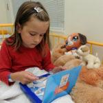 Naše herna zavítala i mezi dětské pacienty