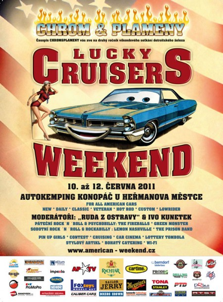 Lucky Crusers Weekend