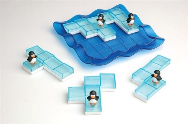 Tučňáci na ledu - další hra z edice Smart Games