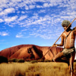 Australské posvátné krajiny Uluru