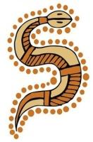 Wanambi - duhový had