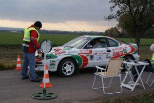 Rallye team