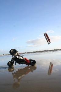 flysurfer speed 2 pri buggykiting