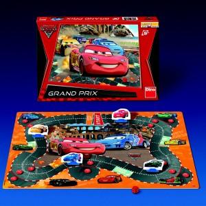 Cars 2: Grand Prix - nová hra nejen pro kluky