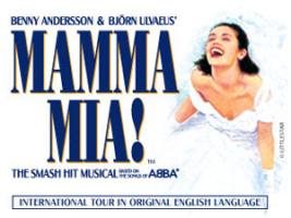 Muzikál Mamma Mia! se opět vrací