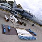 Pořádná dávka letadel na CIAF 2011