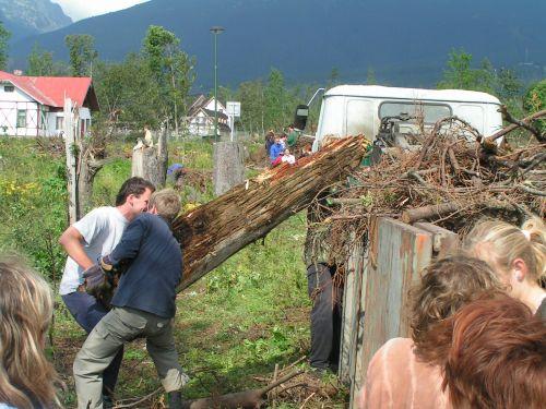 Pomoc v Tatrách