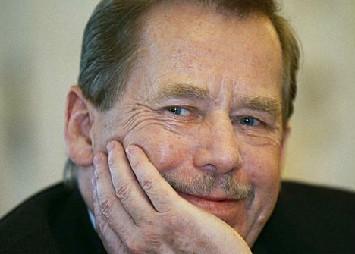 Bývalý prezident Václav Havel