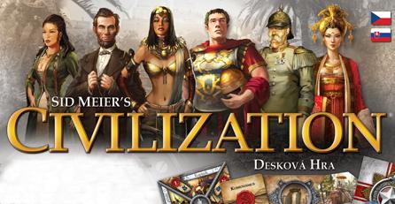 Fanoušci deskových her se dočkali - vyšla česká Civilizace