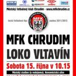 MFK Chrudim – Loko Vltavín