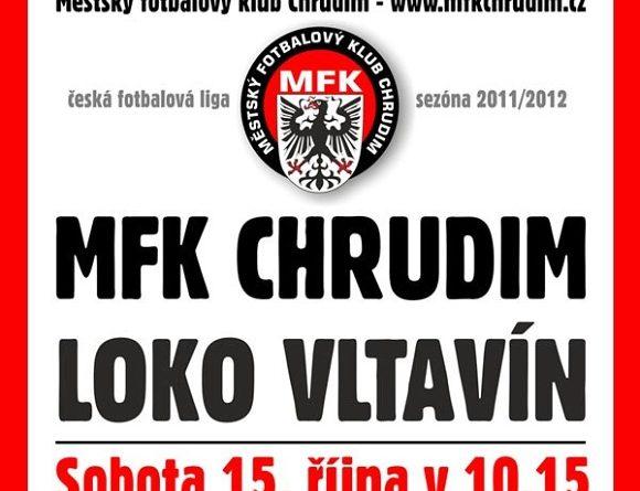 MFK Chrudim - Loko Vltavín