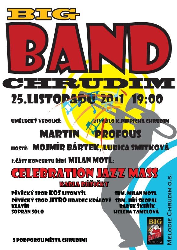 Jazzová mše - Celebration Jazz Mass