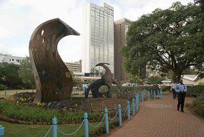 Jak se žije v Nairobi, foto: Jakub Kameníček