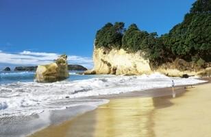 Nový Zéland - Zimní putování po ostrovech přírodních superlativů