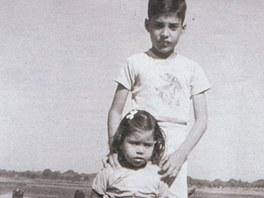 Freddie Mercury se sestrou