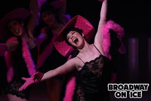 Broadway On Ice - americká muzikálová show na ledě
