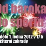 Od Baroka do Sportu