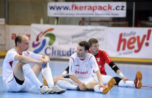 ERA-PACK vyhrál nad Šumperkem vysoko - 15:0!