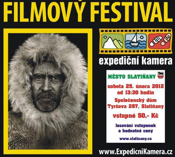 Filmový festival - Expediční kamera