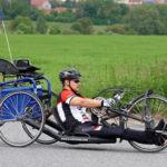 Do Kosatce zavítá handbiker Heřman Volf