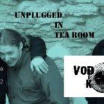 Vodotěsná kočka… unplugged in tea room