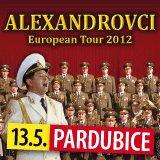 ALEXANDROVCI - European Tour 2012