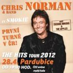 CHRIS NORMAN (ex-SMOKIE) Hits Tour 2012