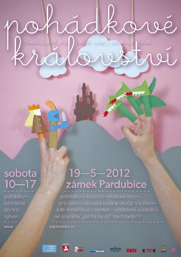 Pohádkové království-plakát