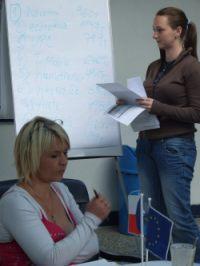 Prezentace účastníků
