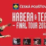 Česká pojišťovna Habera & TEAM FINAL TOUR 2012