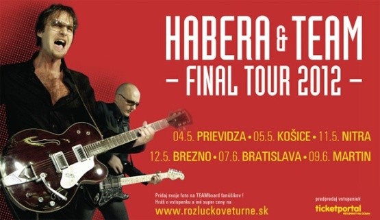Habera TEAM FINAL TOUR - sk