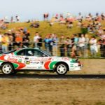 Rally Show ovládne Czech Ring
