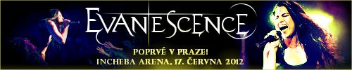 Američtí Evanescence zahrají v červnu poprvé v Praze