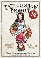 14. Tatto Show Prague