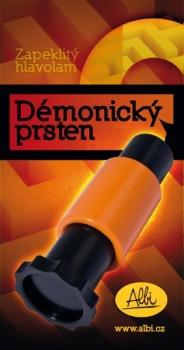 Démonický prsten - hlavolam od ALBI