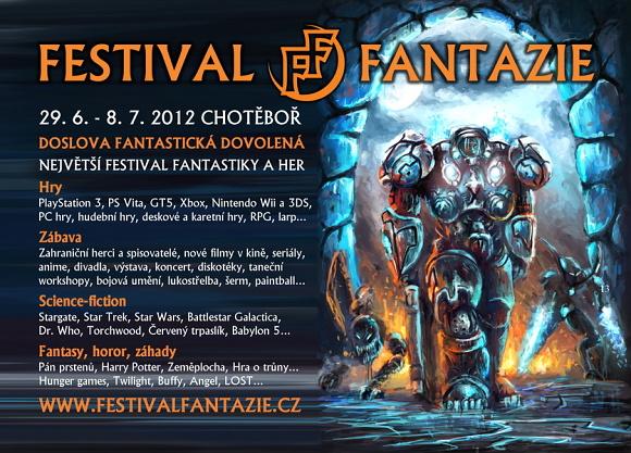Festival Fantazie - doslova fantastická dovolená