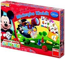 Mickeyho klubík - novinka od Dino Toys